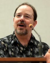 John Scalzi (by Gage Skidmore)