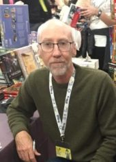 Steven Erikson (by LordofMoonSpawn)
