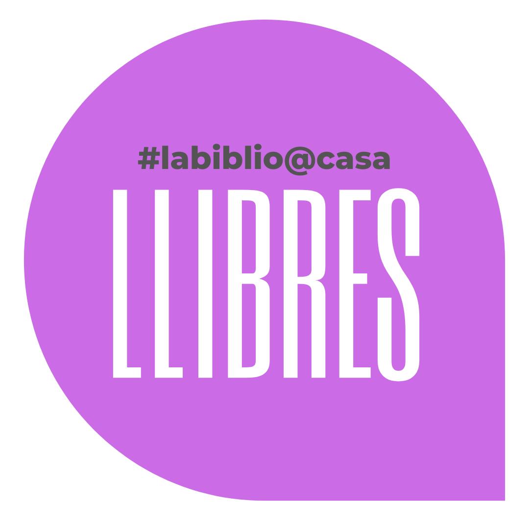 Trobareu tots els LLIBRES de #labiblio@casa