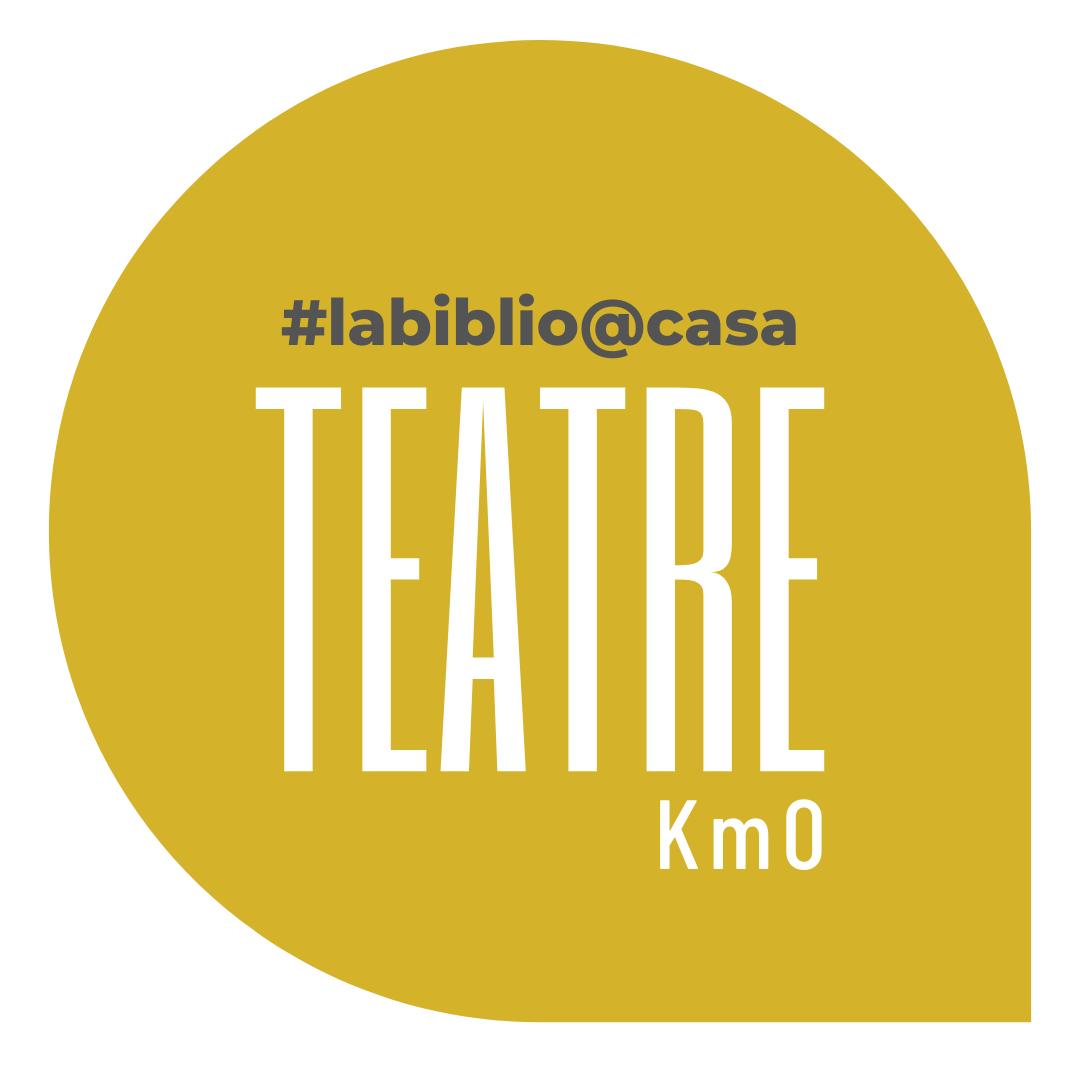 Trobareu tot el TEATRE de #labiblio@casa